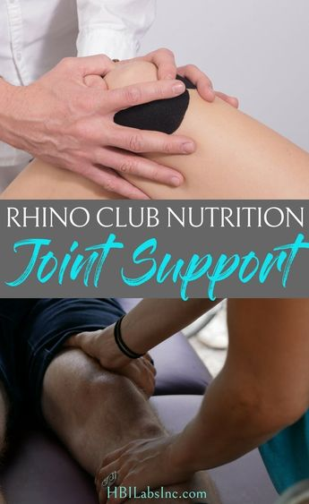 Rhino Club Nutrition Joint Support