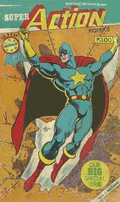 Large Thumbnail For Philippine Komiks