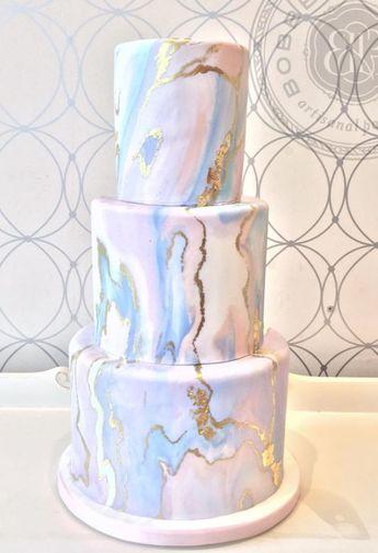 Wedding Cake Inspiration - Bobbette & Belle
