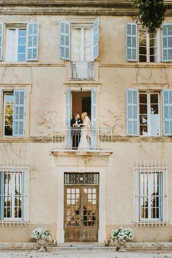 Chateau de Robernier wedding venue