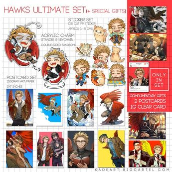 Recently shared hawks bnha ideas & hawks bnha pictures • pikove