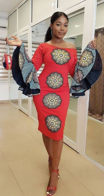 African Ankara Gown Styles to Flex With This Lovely Year