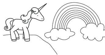Try These Dibujos Para Colorear De Unicornios Kawaii Para Imprimir