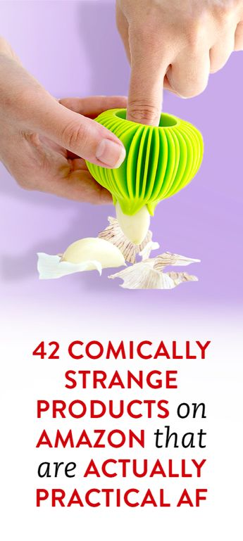 42 Comically Strange Products On Amazon That Are Actually Practical AF