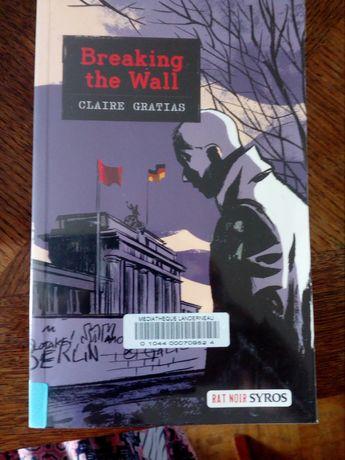 """""""Breaking the wall"""" de Claire Gratias, Syros"""