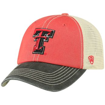 366d83b4610 ... promo code for adult top of the world texas tech red raiders offroad cap  mens 15789