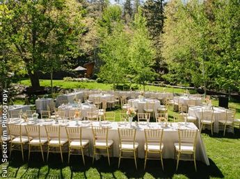 The Guest Ranch at Pacific Crest in Wrightwood Inland Empire Weddings Southern California Wedding Venues 92397