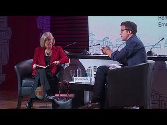 El pueblo y la política - Diálogo entre Chantal Mouffe e Íñigo Errejón - 07-10-15
