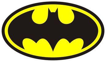 Details about Batman Bat Man Iron On T Shirt / Pillowcase Fabric Transfer #1