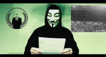 """While it sounds like a mobile game you'd play to kill time, hackers vs. terrorists is sadly a real war. The hacker collective that goes by the name """"Anonymous"""" recently posted a video on YouTube declaring war onISIS in response to the attacks on Paris that left 129 dead and hundreds injured on Friday"""