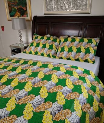Latest Ankara Styles : Ankara Interior Decorations That Will Make You Happy