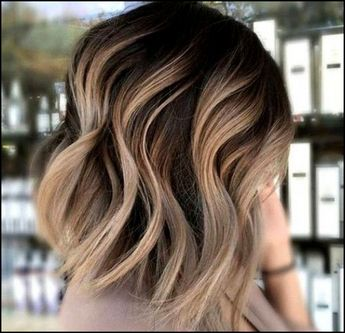 110+ medium to long hair styles - ombre balayage hairstyles for women 2019 - page 35 ~ producttall.com
