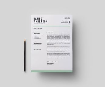 Contemporary Print Resume Templates 002943 - Template Catalog