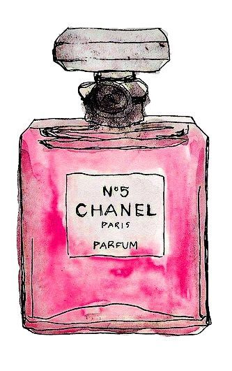 Chanel N 5: Famous Chanel N°5 is a symbol of good taste and is currently one of... - Birthe Johanni