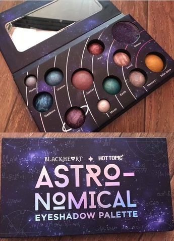 Astronomical Eyeshadow Palette
