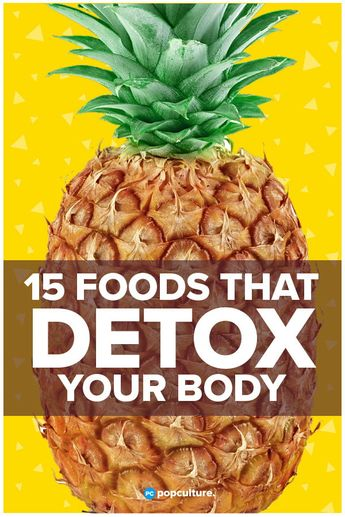 15 Foods to Detox Your Body