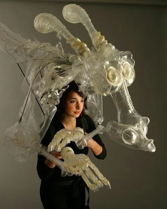 "puppetTOPICmuseum (@puppettopicmuseum) on Instagram: ""@Pingrann from astiasopalacio on Pinterest: ""Air"" Vacuum Formed Plastic, Resin, Fabric, Wood,…"""