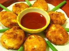 Fried Deviled Eggs Recipe!!