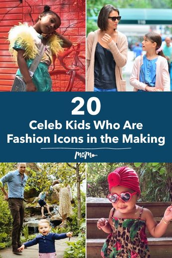 20 Celeb Kids Who Are Fashion Icons in the Making: These celeb kids are super stylish, just like their famous parents.