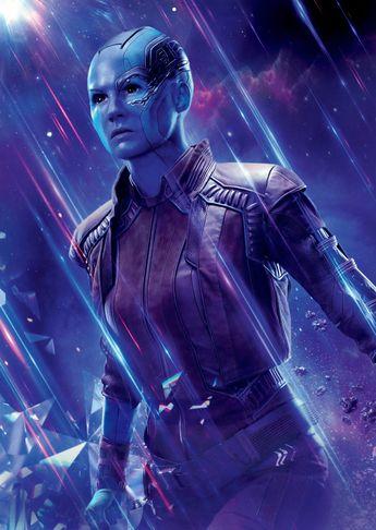 Nebula (Marvel Cinematic Universe) | Villains Wiki | FANDOM powered by Wikia