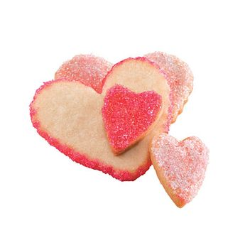 Sweetheart Sugar Cookies -     Get creative and have fun decorating our Sweetheart Sugar Cookies. You can make jumbo or bite-size cookies with a variety of cookie cutter sizes.
