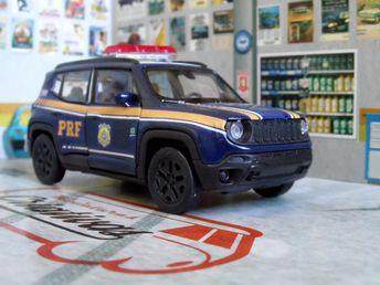 Jeep Renegade PRF Polícia Rodoviária Federal