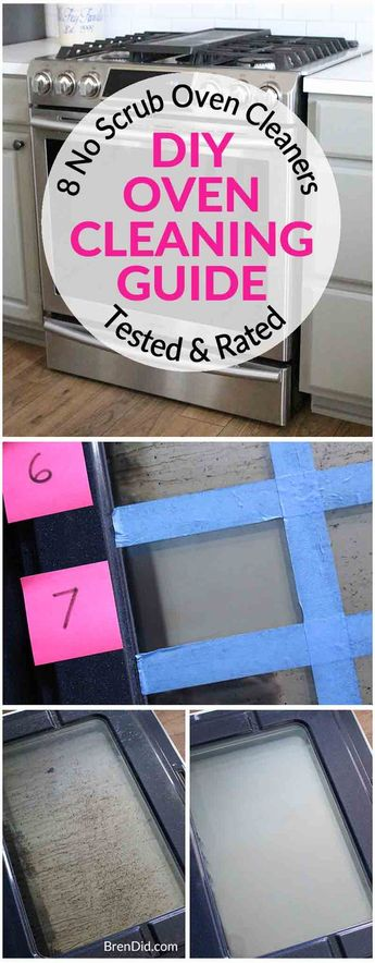 World's Best Oven Cleaner: 8 DIY Natural Oven Cleaners Tested