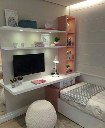 21+ Cute Bedroom Ideas Girls That Will Make a Beautiful Dream