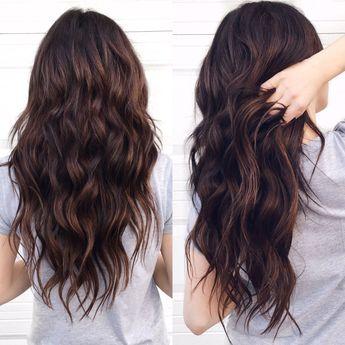 Dimensional dark chocolate brown hair @hairbynamrood @brittmarieyt Hair By Namrood