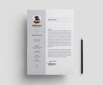 Stylish Premium Resume Template - Graphic Templates