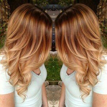 50 des couleurs de cheveux blond fraise les plus en vogue pour cette année