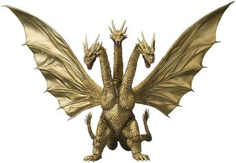 Tamashii Nations S.H. Figuarts - Godzilla: King of Monsters - King Ghidorah