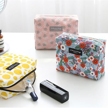 Iconic Comely pattern makeup pouch bag ver.2 dc6544e241983