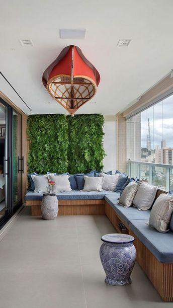 DIY HOME DECOR IDEAS ON A BUDGET FOR BALCONY