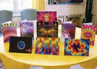 RUNA kunst: Kunstkarten von Runa Zumara