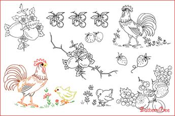 FARM KITCHEN #0248 I need to use this pattern for my aunt for Christmas...