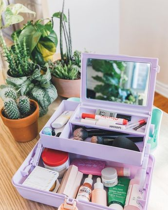 18 Vintage Caboodles Makeup Case You Will Love
