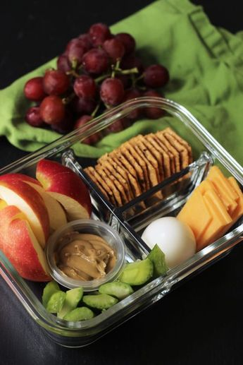 Naturade On-The-Go Protein Box