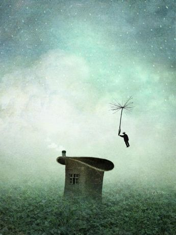 Catrin Welz-Stein ~ Surrealist Digital painter