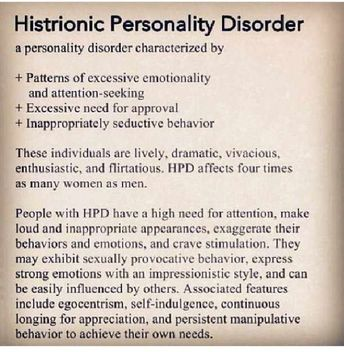 Recently shared triangulation psychology personality disorder ideas