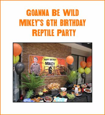 custom reptile birthday party invitations you print by nua