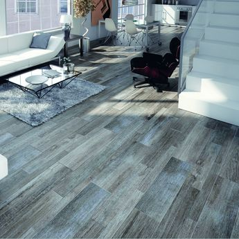 SomerTile Multi-Size Vincoli Gris Porcelain Floor and Wall Tile (12 tiles/12.12 sqft.) (CASE-Vincoli Gris), Gray