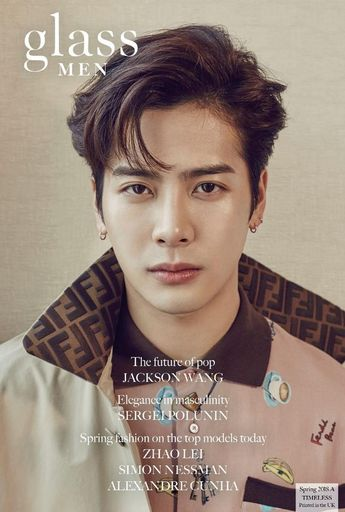 Forever young  GOT7 Jackson