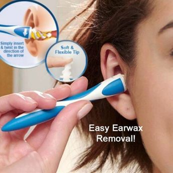 Smart Ear Cleaner Carefully Earwax Removal