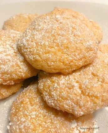Cool Whip Cookies - Weight Watchers Freestyle