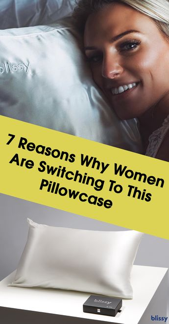 7 Reasons This Pillowcase Is Better Than Anything You Own
