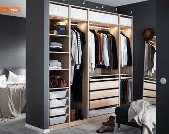 Dressings et armoires Ikea : le meilleur du catalogue 2016