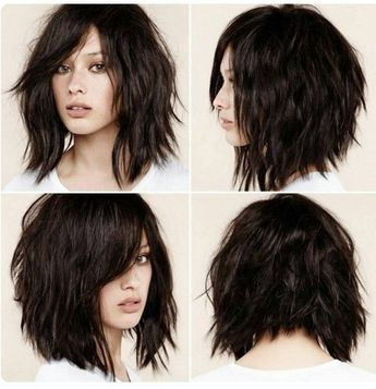 15 Latest Pictures of Shag Haircuts for All Lengths
