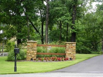 36+ Most Popular Entrance Landscaping Garden For Your Home