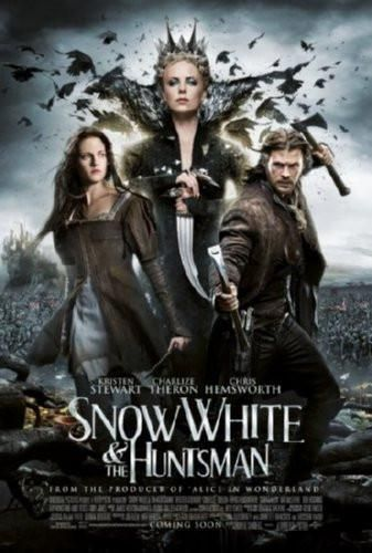 Snow White And The Huntsman Movie Poster Standup 4inx6in